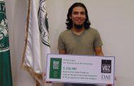 Estudiante ovallino participará en festival nacional de canto de educación superior