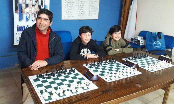 Francisco Codoceo fue el ganador del interprovincial de Ajedrez del fin de semana
