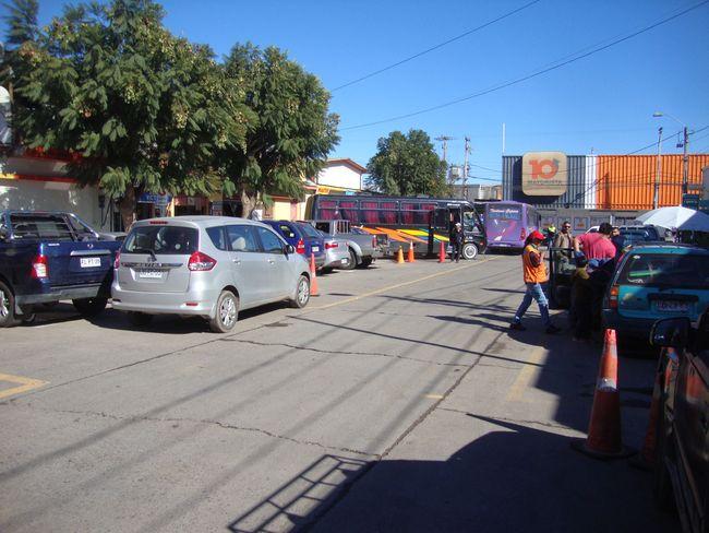 Comenzará cobro de estacionamientos en el Mercado Municipal