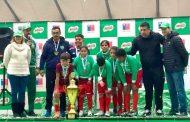 Futbol Mixto: Niños ovallinos sacaron boletos para viajar a España