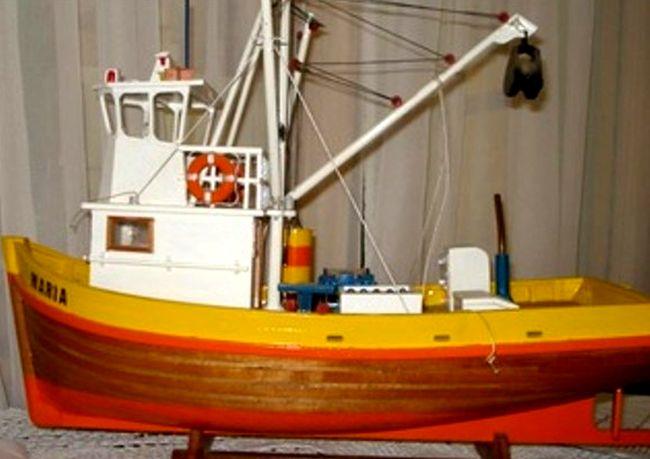 Exposición sobre modelismo naval recala esta semana en el Museo de Ovalle