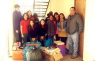 Actividad en ayuda de familias migrantes en Ovalle