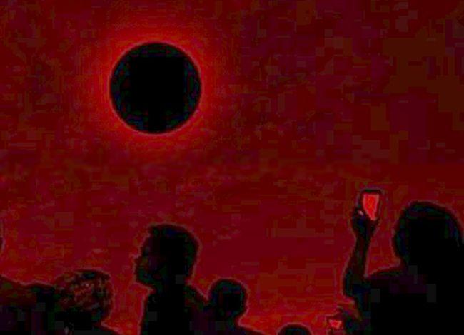 Eclipse de sol: una oportunidad que nos llega caída del cielo