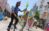 Calles de Ovalle recibirán un Carnaval multicultural a la espera del Eclipse Solar