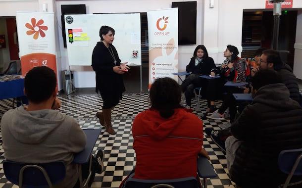 Profesionales de la Corporación Cultural de Ovalle participan de innovadora experiencia