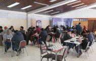 Ajedrez: visitantes pusieron en jaque a maestros ovallinos