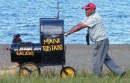 Oficios: el señor del carrito manicero