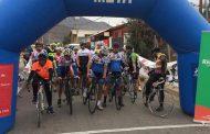 Ciclistas de España, Uruguay y todo Chile llegaron a competir en la
