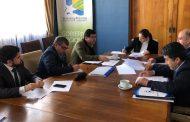 Alcalde Ossandón se reúne con Intendenta y propone 13 medidas para enfrentar la sequía en la zona