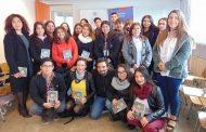 """Programa """"Diálogos en Movimiento"""" fomentó la lectura en estudiantes de Ovalle"""