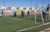 Niños y niñas de Club Deportivo Troncoso disfrutaron de una jornada de alegría y vida sana