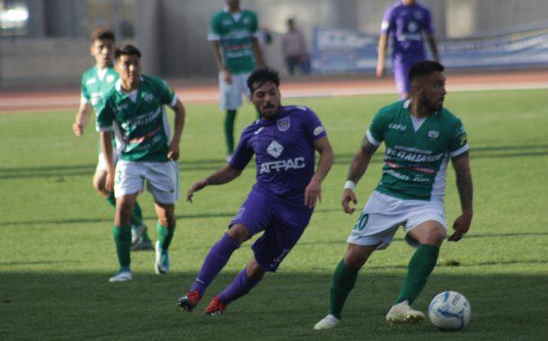 Provincial Ovalle se posiciona segundo tras triunfo ante Deportes Concepción