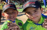 Con dos medallas volvieron los integrantes del Club MTB Ovalle