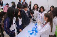 Estudiantes deslumbran con su creatividad en evento científico escolar