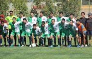 Unión Tangue y Escuela de Futbol de Canela en definición regional en Estadio Diaguitas