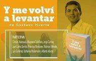 Gustavo Huerta presentará nuevo libro con historias de atletas paralímpicos