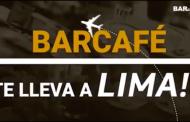 El miércoles 22 de octubre Bar Café te lleva a Lima