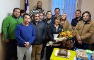 El explícito mensaje en la celebración del cumpleaños de la ex Gobernadora  provincial Susana Verdugo