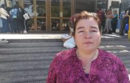 Habla la madre del joven herido a bala por policía en las manifestaciones en la Alameda de Ovalle