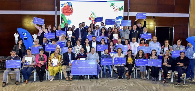 Aguas del Valle apoya a 28 organizaciones sociales de la Región para concretar sus proyectos