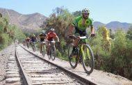 Ciclistas internacionales conocieron las exigencias de los cerros de Monte Patria