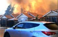 Dos incendios simultáneos movilizan esta tarde al Cuerpo de Bomberos de Ovalle