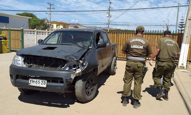Rechazan libertad de conductor de camioneta que huyó luego de atropellar y dar muerte a peatón