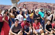 Estudiantes de enseñanza media de Río Hurtado realizaron asombrosa Gira de Estudios a San Juan, Argentina