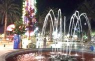 Árbol de Navidad, el gran atractivo de la Plaza de Armas de Ovalle