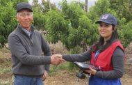 Censo Agropecuario y Forestal se realiza en localidades rurales de Ovalle de manera experimental