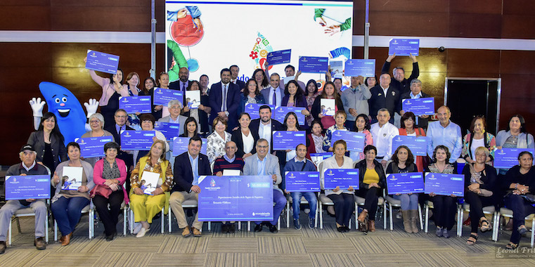 Aguas del Valle apoya a 28 organizaciones sociales de la Región de Coquimbo para concretar sus proyectos
