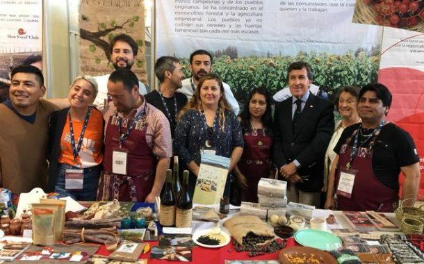 Empresarios de Limarí y Choapa se lucieron con sus productos en ferias internacionales