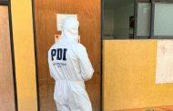 Investigan homicidio de joven atacado cuando se encontraba en la casa de su polola