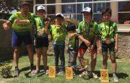Ciclistas ovallinos obtienen excelentes resultados en nacional de Mountain Bike