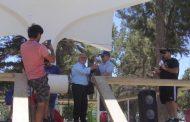 Hasta el Viejo Pascuero agarró premio en sorteo de Academia Kico Rojas