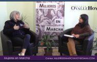 """Con éxito de reproducciones concluyó programa """"Mujeres en Marcha""""  de OvalleHoy"""