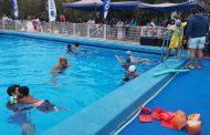 Inician proceso de evaluación para cursos de natación gratuitos en Ovalle
