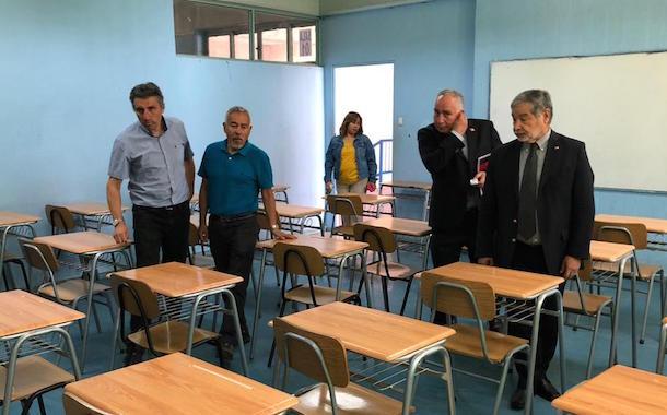 Mañana domingo es el reconocimiento de salas para la aplicación de la PSU 2019 en la Provincia de Limarí