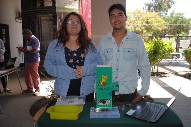 Estudiantes expusieron proyectos de IOT en Ovalle