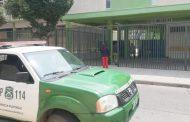 Declaran ilegal detención de joven que portaba elementos para fabricar Molotov frente a colegio de la PSU