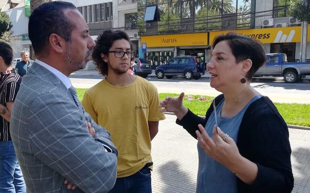 [VIDEO] Reviva la entrevista con Beatriz Sánchez y Gael Yeomans del Frente Amplio en su visita a Ovalle