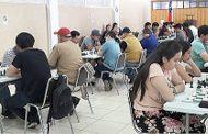 """Jugadores de tres regiones se reunieron en """"Torneo de Ajedrez de Verano de Ovalle """""""