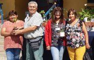 FotoNoticia: entregan hierbas aromáticas a usuarios del Cesfam Jorge Jordán