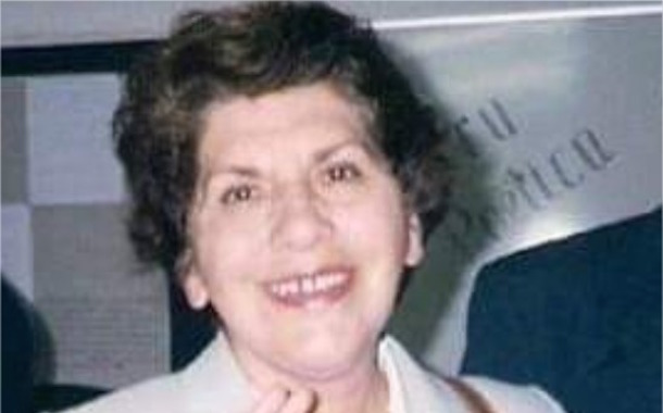 A la edad de 90 años fallece distinguida profesora