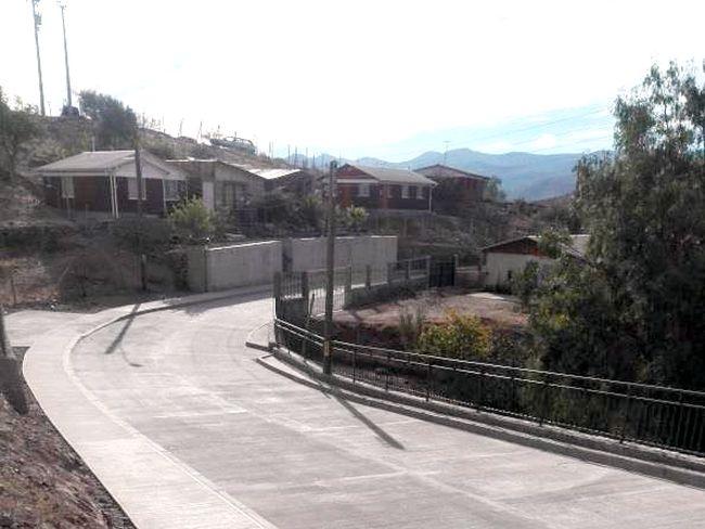 Comunas de la provincia del Limarí beneficiadas en programa de mejoramiento de aceras