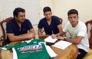 Xabier Santos vuelve a casa con su currículo goleador