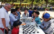 Con talleres de Ajedrez ponen en jaque al aburrimiento en verano ovallino