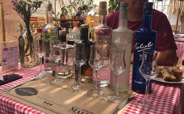 Piscos de Alta Gama: la apuesta con la que Fuente Toscana busca sacar brillo a nuestro principal producto