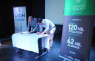 Municipio de Monte Patria firmó convenio de cooperación con establecimiento de educación superior