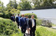 Embajada de Japón dona a Río Hurtado vehículo para traslado de pacientes en situación de discapacidad